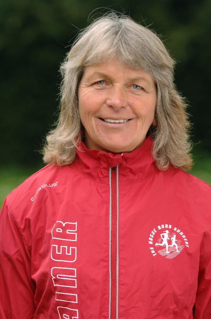 Trainer Annie van Heiningen