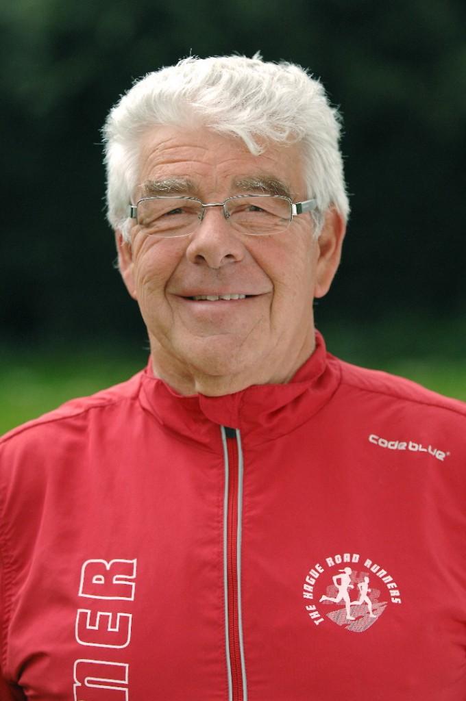 Trainer Ben van Kan ,doet tevens de intake gesprekken