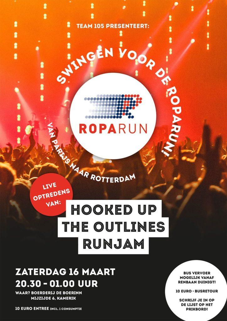 Swingen voor de Roparun