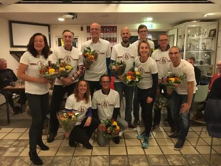 Clubkampioenen HRR 2017
