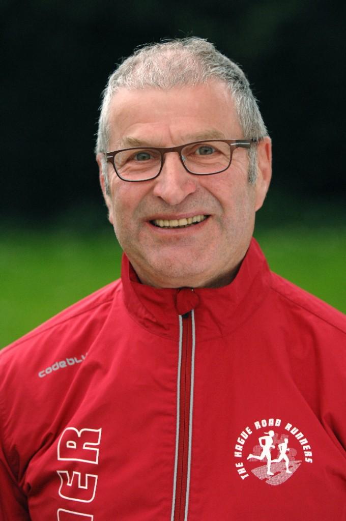 Trainer Erik Kerklaan
