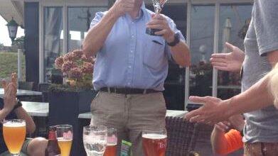 Trainer Frans Perdijk vertrekt… naar Friesland