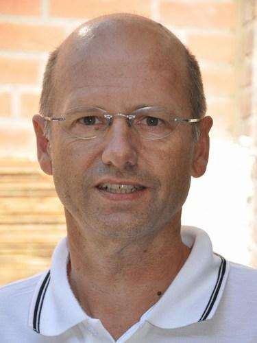 Trainer Jan Baelde van de beginnerscursus voor beginnende hardlopers