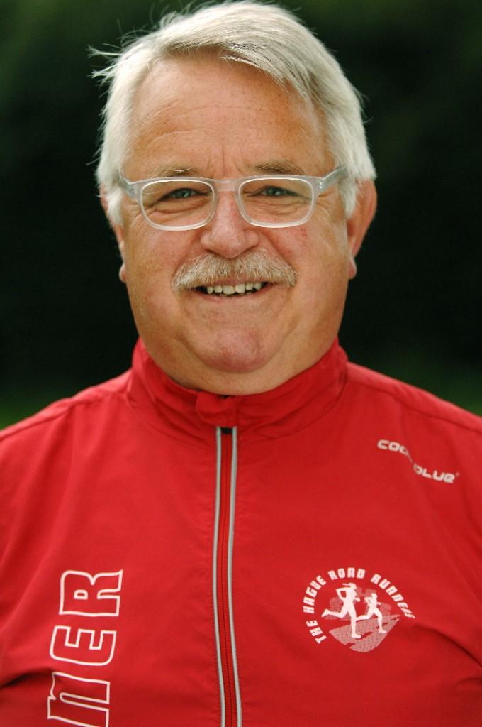 Trainer Jos de Graaf