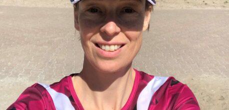 Nieuwe trainer: Maaike Velderman (43)