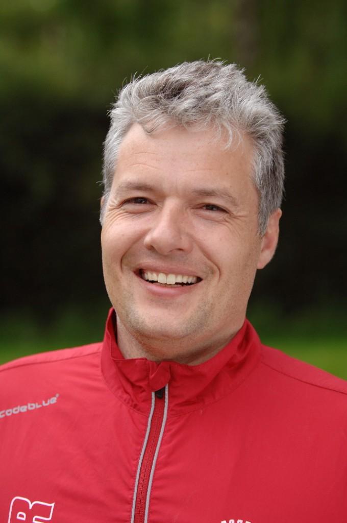 Trainer Marc Hornung