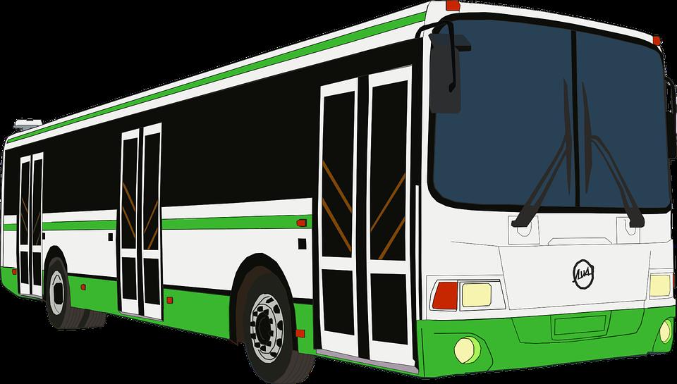 Bus naar Midwintermarathon