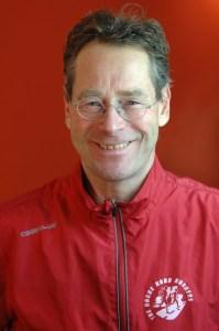 Trainer Pierre van Leeuwen