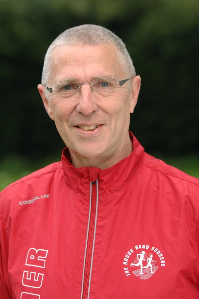 Trainer Robert Fickr