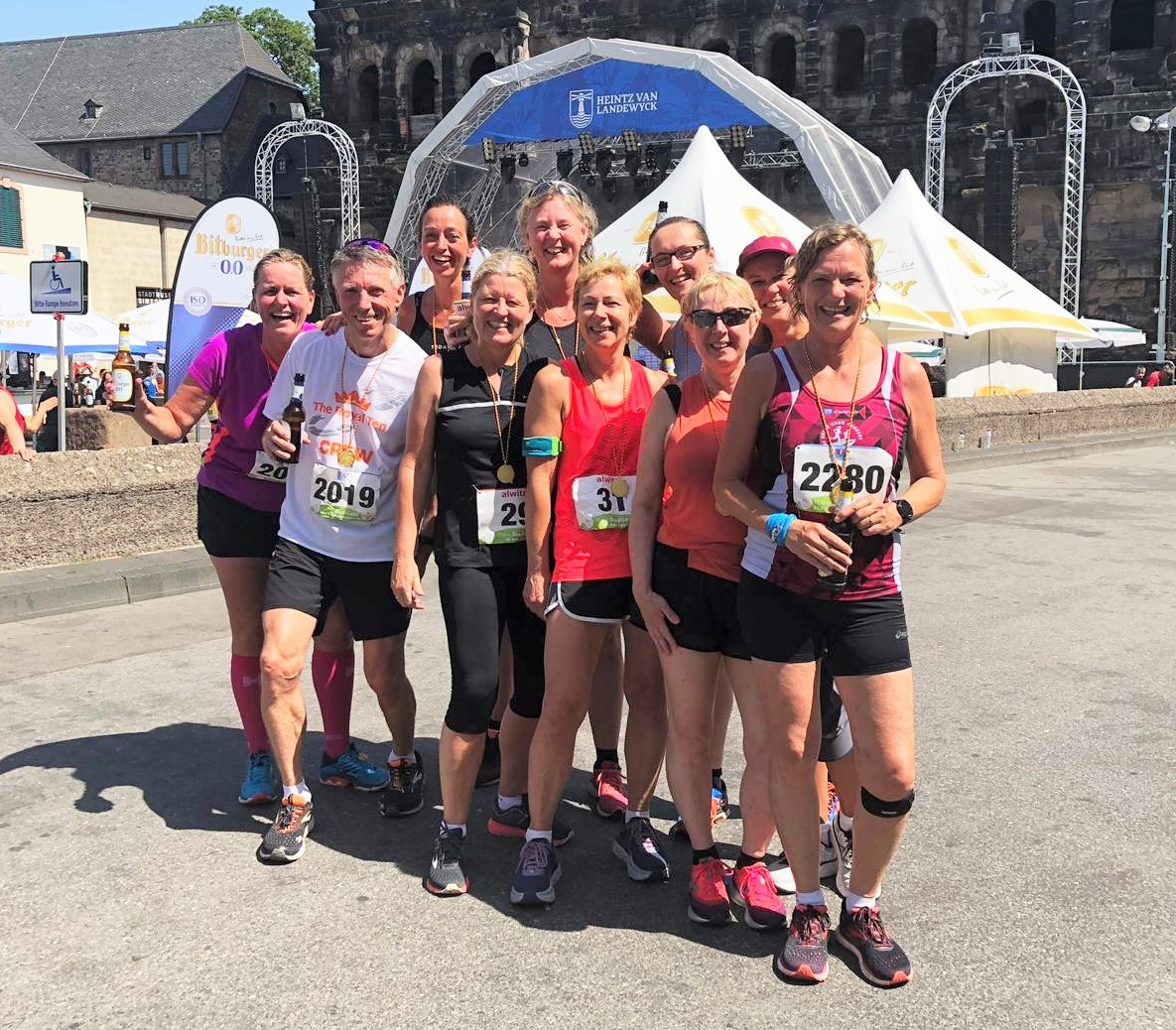Hague Road Runners in Trier