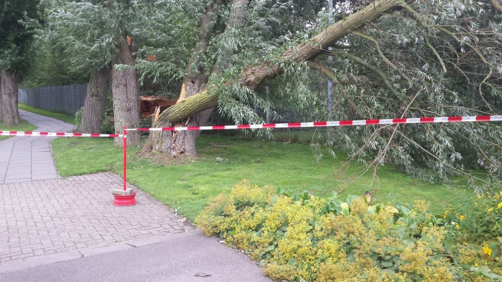 Update stormschade 28 juli