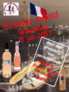 Franse avond