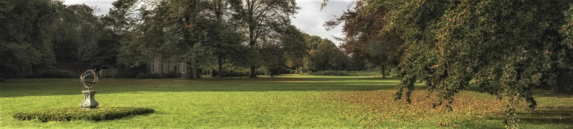 Heerlijk lopen door parken…