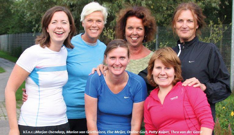 Redactie Hague Road Runners