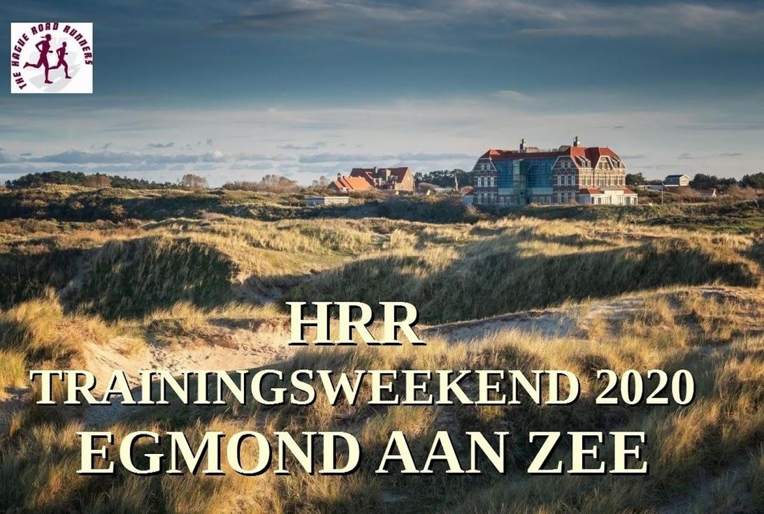 Trainingsweekend 2020 – Egmond aan Zee