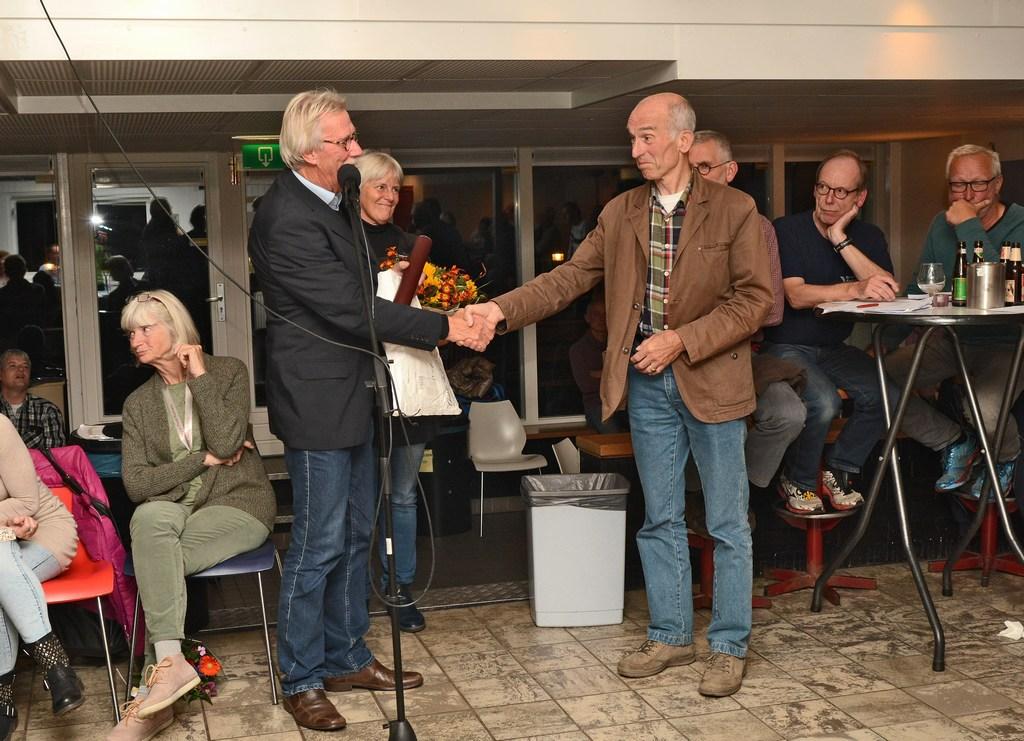 Willem van Prooijen lid van verdienste