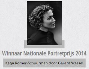 Gerard wint nationale portretprijs