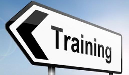 Training bij de HRR in Den Haag