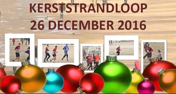 Kerststrandloop 2016